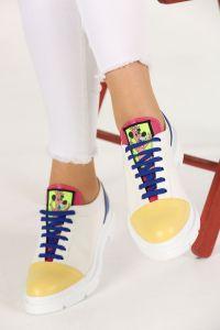 Bağcıklı Günlük Ayakkabı