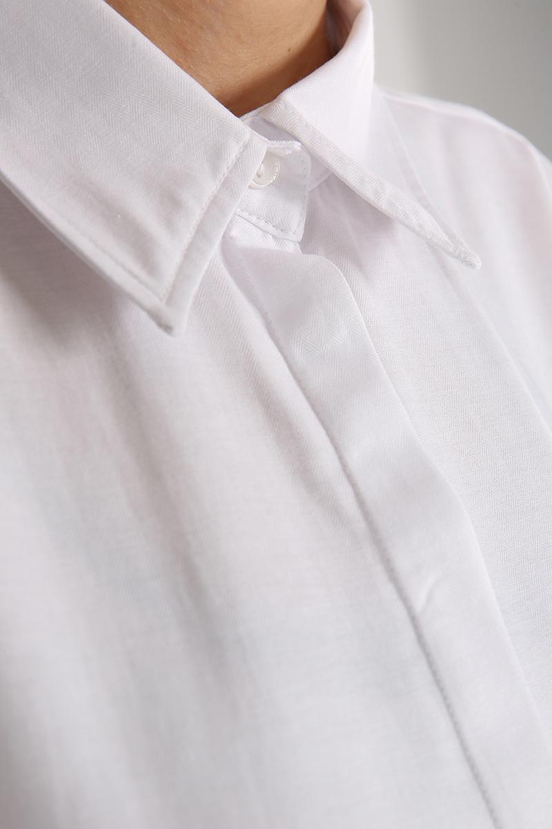 Büyük Beden Düğmeli Gömlek Tunik