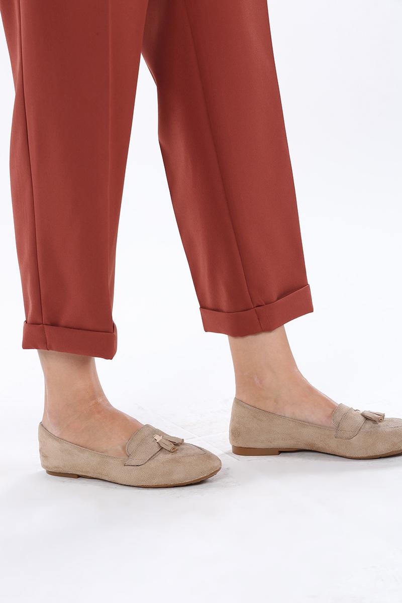 Büyük Beden Kumaş Pantolon