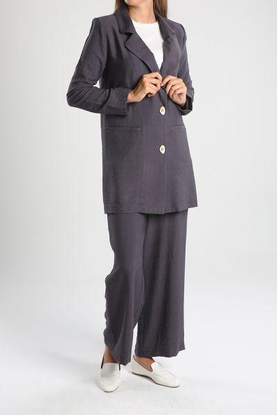 Ceket Pantolon İkili Takım