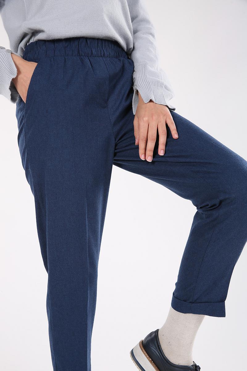 Cepli Boru Paça Pantolon