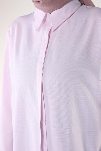 Ekose Gömlek Tunik