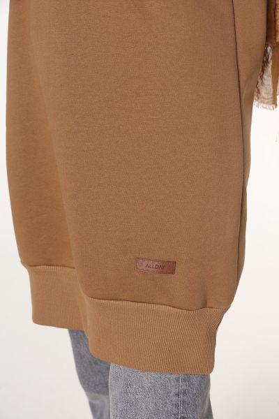 Gömlek Yaka Sweat Tunik