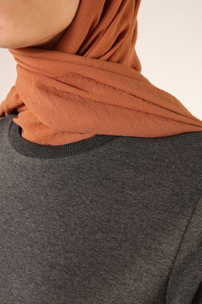 Gömlek Garnili Düğmeli Sweat Tunik
