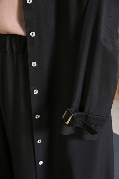 Yarece Kol Kemerli Gizli Patlı Pantolonlu İkili Takım