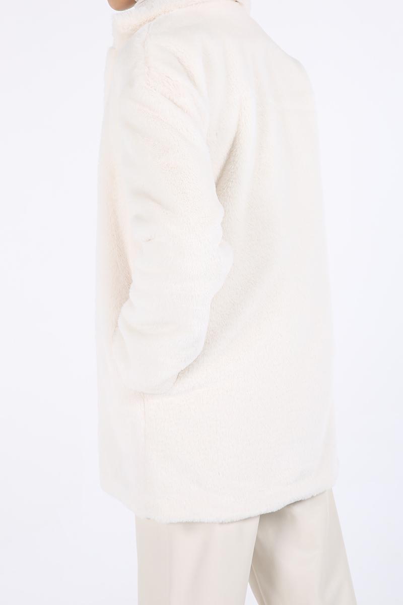 Suni Kürk Ceket