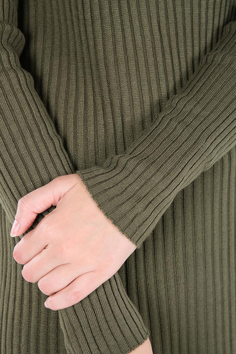 Pantolonlu İkili Triko Takım