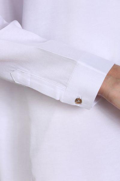 Rahat Kalıp Düğmeli Gömlek