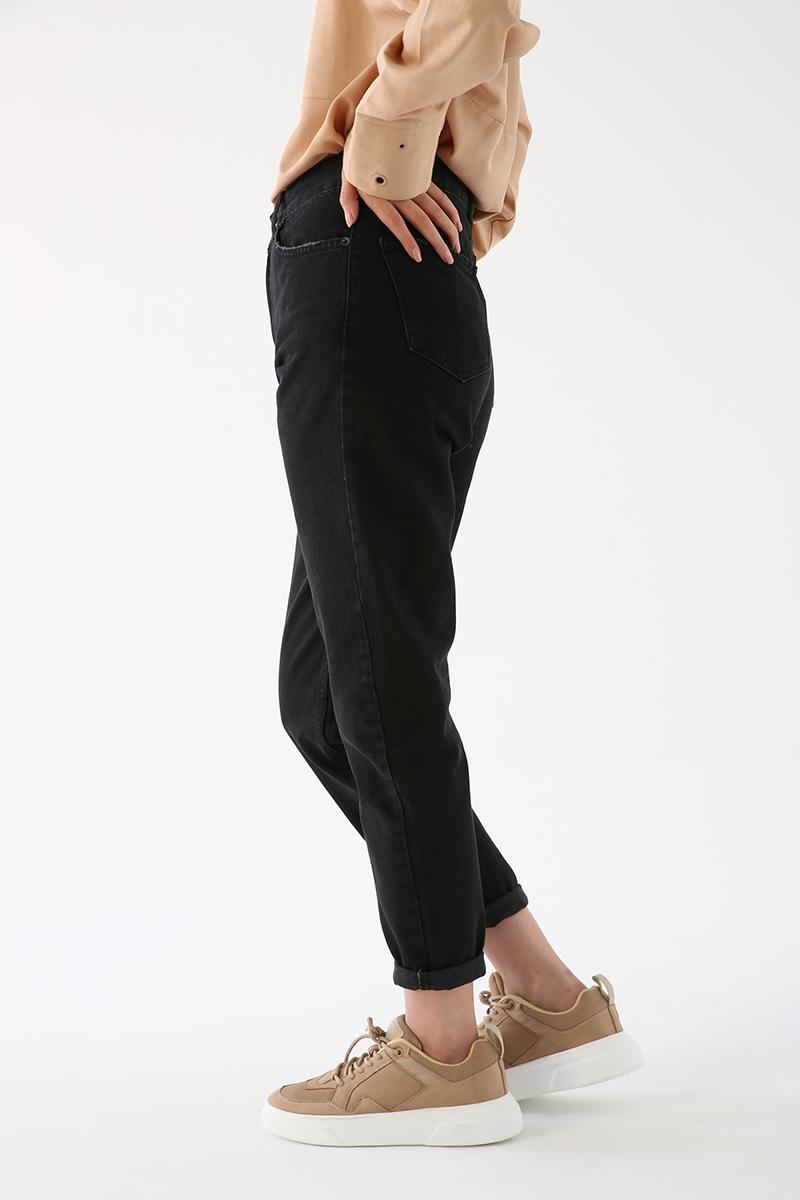 Rahat Kalıp Mom Pantolon