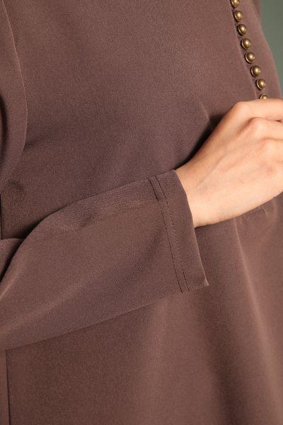 Sık Düğmeli Bluz