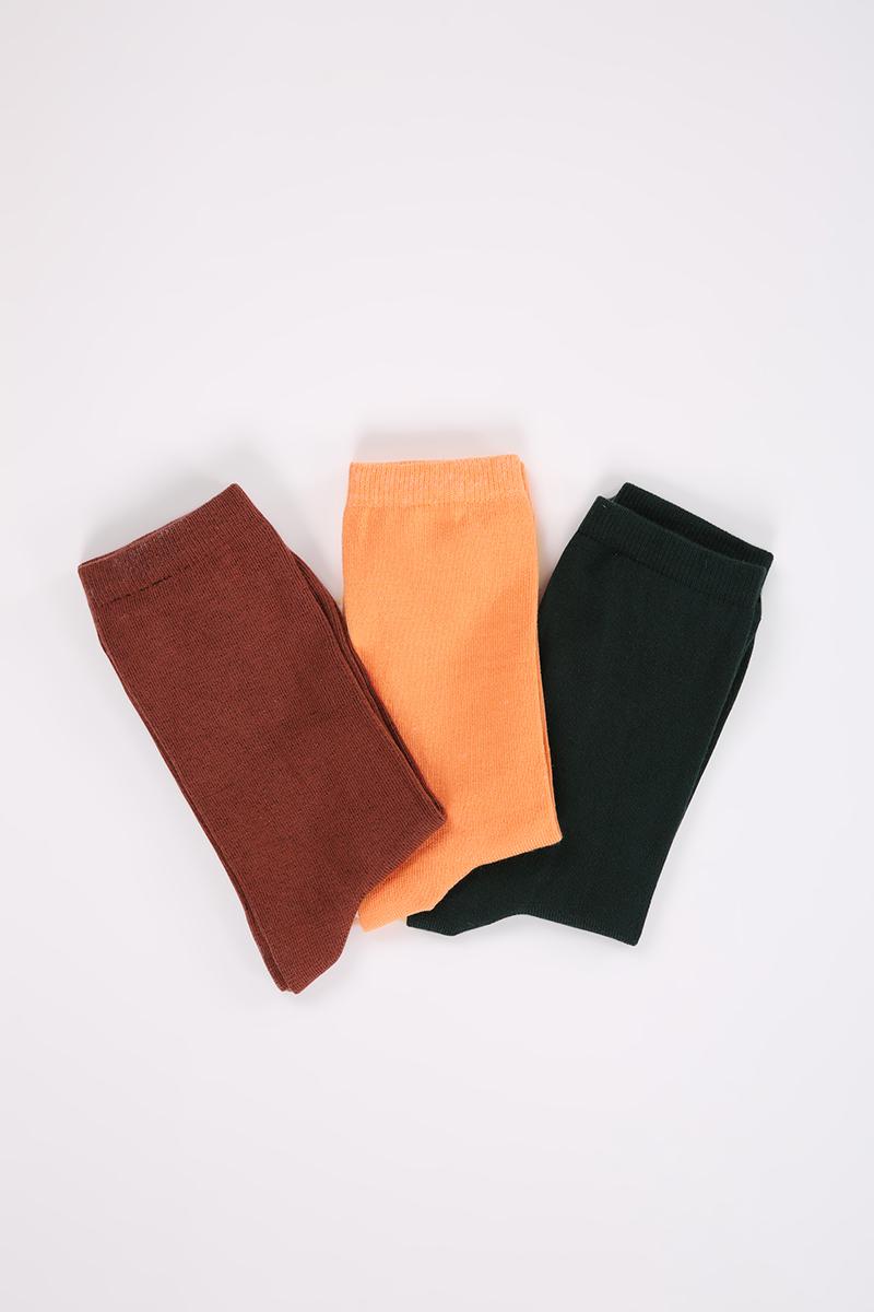 Üçlü Soket Çorap
