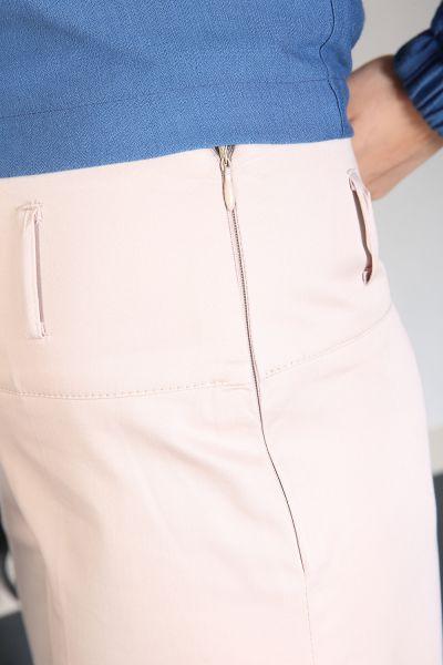 Yarece Bol Paça Kemerli Pantolon
